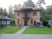 Продается 2 этажный дом и земельный участок в г. Пушкино, Мамонтовка - Фото 1