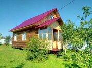 Продается 2х-этажный дом 85 кв.м на участке 6,5 соток - Фото 1