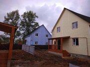 Купить дом из бруса в Чеховском районе пос. Столбовая, ул. Чехова - Фото 3