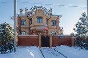 Коттедж- усадьба площадью 522,9 кв.м. в г.Уфа в микрорайоне Нагаево - Фото 1