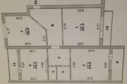 Славянская 15, Трехкомнатная квартира с дизайнерским ремонтом, Купить квартиру в Белгороде по недорогой цене, ID объекта - 319881815 - Фото 13
