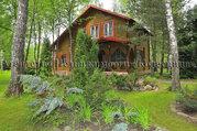 Глашино. Жилой дом с банно-бассейным комплексом, гостевым домом в лесу - Фото 5