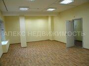 Аренда офиса 127 м2 м. Достоевская в бизнес-центре класса С в Тверской