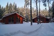 Большой лесной участок в элитном поселке дом и бассейн в подарок - Фото 2
