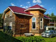 Жилой дом на участке с соснами недалеко от Электрогорска