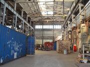 Аренда теплого склада 2237 м2 на ул. Комсомола, дом 1-3 - Фото 2