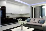 Предлагается к покупке стильная квартира-студио в новостройке. Дом - Фото 4