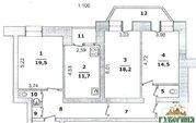 Продажа квартиры, Белгород, Ул. Победы, Купить квартиру в Белгороде по недорогой цене, ID объекта - 316972992 - Фото 5