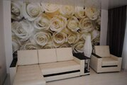 Квартира ул. Романова 60, Аренда квартир в Новосибирске, ID объекта - 317459745 - Фото 3