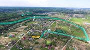 Земельный участок 20,5 соток в д. Съяново-2, Серпуховского района - Фото 5