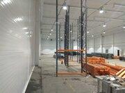 Отапливаемый склад 2700 кв.м, стеллажи