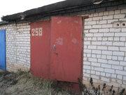 Гараж в п.Балакирево, кв-л Юго-Западный, Владимирская область.