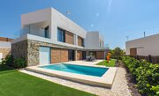 Продается новая вилла в Бенидорме с видом на море, Продажа домов и коттеджей Бенидорм, Испания, ID объекта - 503252714 - Фото 17