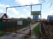 Садовый участок в д. Васютино, Электрогорск