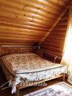 Продаётся современный бревенчатый дом, Продажа домов и коттеджей Пешки, Лотошинский район, ID объекта - 504398797 - Фото 11