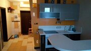 Новая однокомнатная квартира с современным ремонтом и мебелью в ., Купить квартиру в Белгороде по недорогой цене, ID объекта - 320658213 - Фото 3