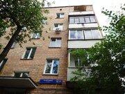 Срочно продаю 1 ком. кв. Дом попадает под программу реновации., Купить квартиру в Москве по недорогой цене, ID объекта - 320411365 - Фото 13