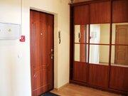 1-комнатная квартира. Общая площадь 38 кв. м, кухня 10 кв. м.