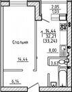 Продажа квартиры, Ямное, Рамонский район, Ул. Генерала Вельяминова - Фото 2