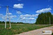 Продажа участка 15 соток в деревне Титово, рядом Рузское вдхр - Фото 1