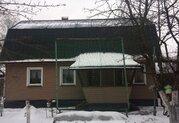 Зимний коттедж с баней со всеми коммуникациями Ступинский район - Фото 1