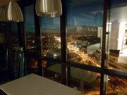 Центр, евролюкс. 2-х комнатная. Прекрасный панорамный вид. Элитный ЖК. - Фото 1
