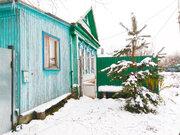 Дом в д.Ганькино, Луховицкий район, р.Ока, газ, водопровод - Фото 1