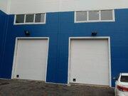 Новое помещение 1000 кв.м, анти пыль,2 ворот - Фото 3
