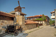 Земельный участок под строительство в Болгарии, Земельные участки Созополь, Болгария, ID объекта - 201586045 - Фото 2