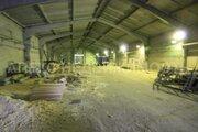 Аренда помещения пл. 1000 м2 под склад, производство, Бронницы .