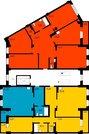 4-комн. квартира 132.5 кв.м в престижном районе + паркинг, Купить квартиру в Красноярске по недорогой цене, ID объекта - 318035932 - Фото 1