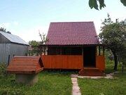 Брусовой теплый дом. СНТ Березка-1, Климовск, Подольск - Фото 2