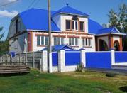 Трехэтажный дом в Чаплыгинском р-не Липецкой области - Фото 1