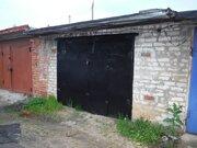 Продается кирпичный гараж в мкр. Шибанково, г. Наро-Фоминск