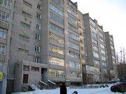 Продажа двухкомнатной квартиры на Милицейской улице, 62 в Кирове