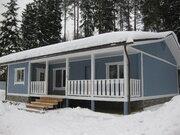 """Продается жилой дом 120 м2 с уч 13сот в СНТ """"Родник"""", Медное озеро. - Фото 1"""