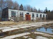 Производственная база на участке 1,5 Га в г. Кинешма Ивановской обл.