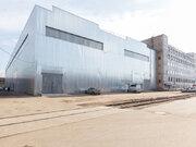 Аренда теплого склада 2237 м2 на ул. Комсомола, дом 1-3