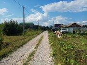 Рос7 1812228 п. Заокский, участок 12 соток. - Фото 3
