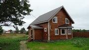 Новый зимний дом с газом 160 м2 в дер. Лизуново (Ярославское ш.) - Фото 1