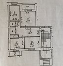3-х комнатная квартира в центре Солнечногорска в зимнем доме, Обмен квартир в Солнечногорске, ID объекта - 322715041 - Фото 3