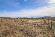 Земельный участок 37 соток, ИЖС в д. Пнево, Малоярославецкого р-на - Фото 1