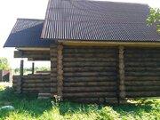 Дом новый бревенчатый на участке 15 соток, Продажа домов и коттеджей Настасьино, Сычевский район, ID объекта - 502932315 - Фото 17
