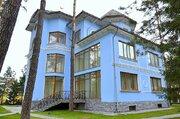 Продается дом 1100 кв.м, окп «Екатериновка» г.Москва, Рублевское шоссе - Фото 4