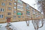 Трехкомнатная квартира в поселке Сычево (3 этаж)