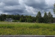 Прилесной участок в элитном поселке на Рублевке со всеми коммуникациям - Фото 5