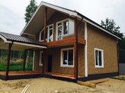 Продается коттедж 170 кв.м. на участке ИЖС в 10 км от КАД в п. Токсово - Фото 1