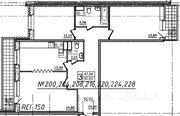 Продаю3комнатнуюквартиру, Назрань, Московская улица, 28, Купить квартиру в Назрани по недорогой цене, ID объекта - 323071445 - Фото 1