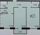 2 980 000 Руб., Продается двухкомнатная квартира кв. м. в Красноперекопском районе г. ., Купить квартиру в Ярославле по недорогой цене, ID объекта - 318433422 - Фото 6