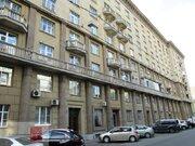 4-к квартира, 101.2 м2, 4/8 эт, Москва, Староконюшенный переулок, 19